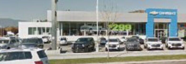 Kelowna Chevrolet Service Centre