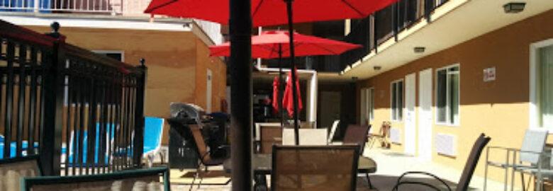 Sahara Courtyard Inn – Best Cheap Hotels & Motels in Penticton