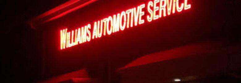 Williams Automotive Service