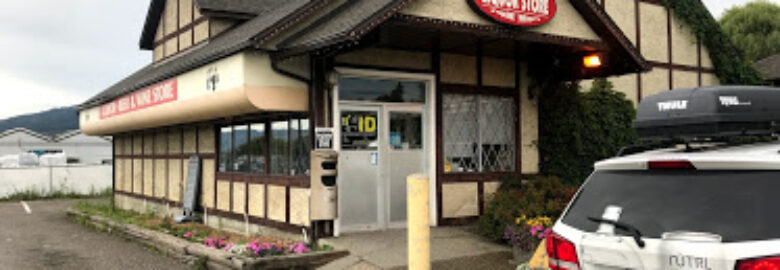Squires Four Cold Beer & Wine Store