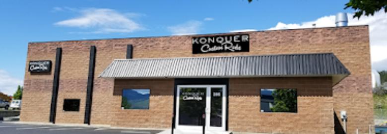 Konquer Custom Rods