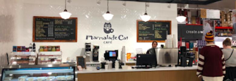 Marmalade Cat Café (In Staples)