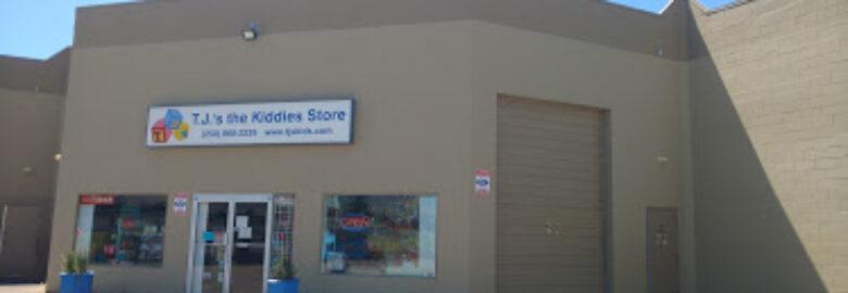 TJ's The Kiddies Store – Kelowna