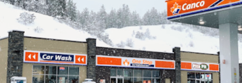 Canco Gas Station – One Stop
