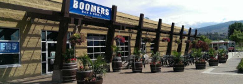 Boomers Bar & Grill – Kelowna
