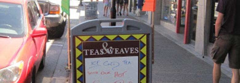 Teas & Weaves