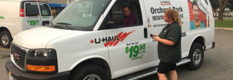 U-Haul Moving & Storage at Enterprise Way