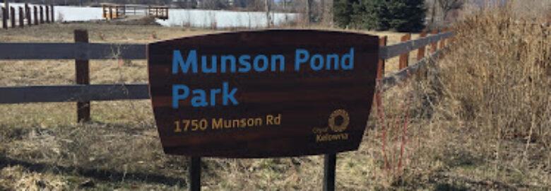 Munson Pond Park
