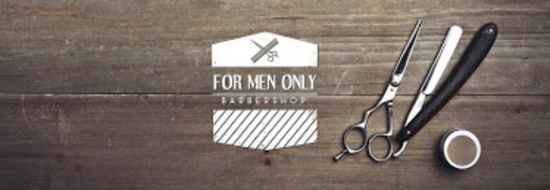 For Men Only – Barbershop