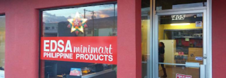 Edsa Mini Mart Filipino store