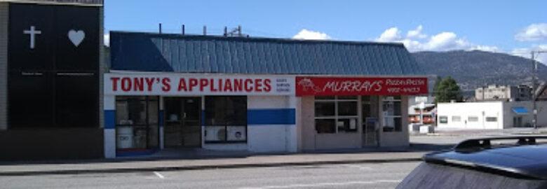 Tony's Appliances