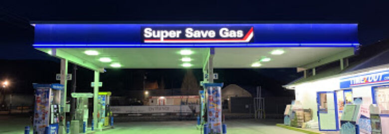 Super Save Gas Station
