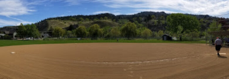 Skaha Park Baseball Diamond