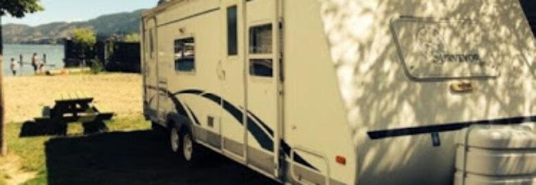 Kelowna RV – Travel Trailer Rental