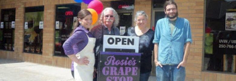 Rosie's Grape Stop