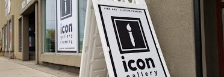 Icon Gallery Framing