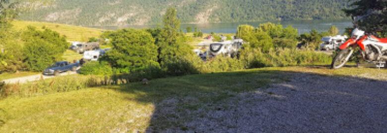 Kekuli Bay Provincial Park Campground