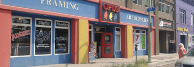 Opus Art Supplies (Kelowna)