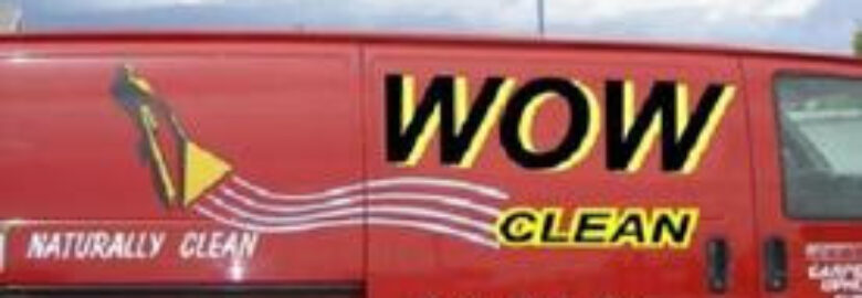 Wow Carpet and Furniture Cleaning