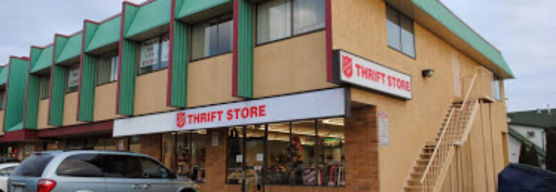 The Salvation Army Thrift Store-Sutherland Ave.