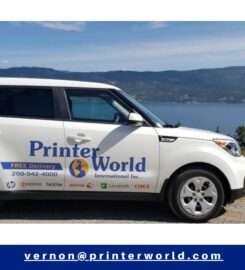 Printer World International Inc.