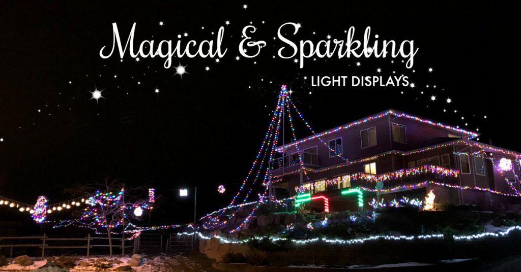 West Kelowna Holiday Light Displays